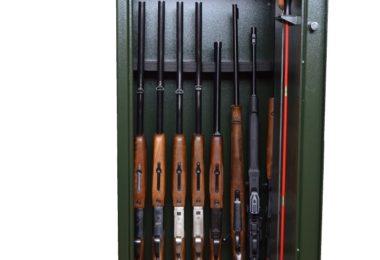 Sprzedam Szafa na broń S1 Novcan G3/S1/8. Zobacz ogłoszenia sprzedaży szaf na broń w swojej okolicy. Dodaj swoje ogłoszenie za darmo.