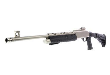 Sprzedam Strzelba Pump-Action Sibergun Duello CSSPDM Deluxe Marine 61cm 5+1 12/76. Zobacz ogłoszenia sprzedaży broni długiej centralnego zapłonu w swojej okolicy. Dodaj swoje ogłoszenie za darmo.